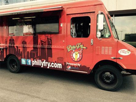 Phyllodelphia Food Truck Menu