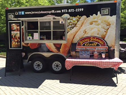 Jersey Johnnys Food Truck